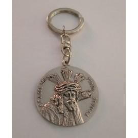 Llavero metal con la imagen de Jesús del Gran Poder